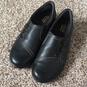 Clark's Collection Comfort Slip On Shoes
